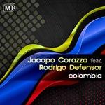 CORAZZA, Jacopo feat RODRIGO DEFENSOR - Colombia (Front Cover)