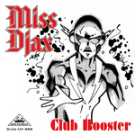 DJAX, Miss - Club Booster (Front Cover)