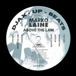 LAINE, Marko - Above The Law (Front Cover)