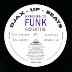 FREQUENCY FUNK - Axxential (Front Cover)