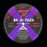 GROUP X - Da X-Files (Front Cover)