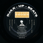 BROWN, Stephen - Brownville (Front Cover)