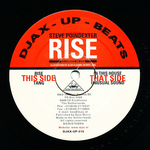 POINDEXTER, Steve - Rise (Front Cover)