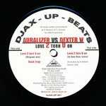 Auralizer vs Dexter W - Love 2 Turn U On (Front Cover)