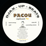 PACOU - Replicant EP (Front Cover)