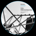 KOROVA - Industria EP (Front Cover)