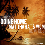 DIONYSUS - Going Home (Front Cover)
