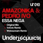 AMAZONIKA & PEDRO IVO - Essa Nega (Front Cover)