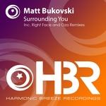 BUKOVSKI, Matt - Surrounding You (Front Cover)