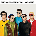 THE MACCABEES - Wall Of Arms (Front Cover)