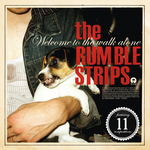 THE RUMBLE STRIPS - Welcome To The Walk Alone (Front Cover)