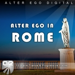 VARIOUS - Alter Ego In Rome (Front Cover)