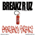 DJ PEABIRD - Emergency Breakz (Front Cover)