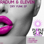 RADUM & ELEVEN - Dry Funk EP (Front Cover)