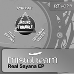 MISTOL TEAM - Real Sayana EP (Front Cover)