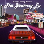 MISTAKEN IDENTITY - The Journey EP (Front Cover)