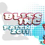 BLISS INC - Faith 2011 (Front Cover)