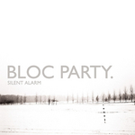 BLOC PARTY - Silent Alarm (Front Cover)