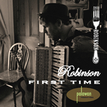 ROBINSON - First Time (Front Cover)