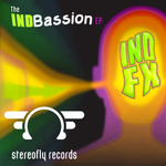 IND FX - The Indbassion (Front Cover)