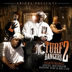 SPICE 1 - Turf Bangers 2 (Front Cover)