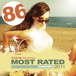 VARIOUS - Most Rated Summer 2011 (Front Cover)