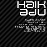 HAIK ADU - You Asked For Nothing (Front Cover)