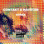 CONTAKT/MAYSTER - Korak EP (Front Cover)