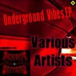DIGITAL GOON/SILENC3/TOKSICK/ILLUSIVE AFTERMATH - Underground Vibes EP (Front Cover)