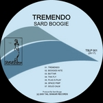 SARD BOOGIE - Tremendo (Front Cover)