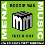 BOOGIE MAN - Boogie Man - Freek Out (Front Cover)