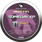 AUSTIN - Someday EP (Front Cover)