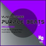 VLADA D'SHAKE - Purple Beats (Front Cover)