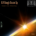 INSTIGATOR - Rough Vision EP (Front Cover)