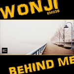 WONJI - Behind Me EP (Front Cover)