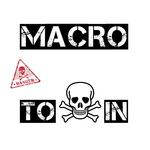 MACRO - Toxin (Front Cover)