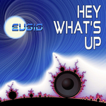 EUGIO - Hey What's Up (Front Cover)