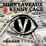 LAVEAUX, Mike/KENNY CAGE - Money (Front Cover)