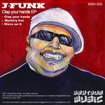 J FUNK - Clap Your Hands (Front Cover)