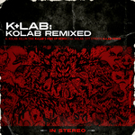 KOLAB - K+Lab: Kolab Remixed (Front Cover)