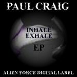 CRAIG, Paul - Inhale Exhale EP (Front Cover)