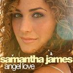 JAMES, Samantha - Angel Love (Front Cover)