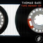 THOMAS SARI - Tape Memory EP (Front Cover)