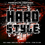 GIGALOOPS - 500 Hard Style Loops (Sample Pack WAV/REX) (Front Cover)