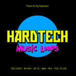 500 Hard Tech Loops (Sample Pack WAV/REX)