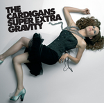 THE CARDIGANS - Super Extra Gravity (Front Cover)
