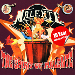 MALENTE - The Spirit Of Malente (10 Year Anniversary edition) (Front Cover)