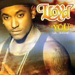 LLOYD feat LIL WAYNE - You (Front Cover)