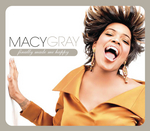 MACY GRAY - Finally Made Me Happy (Front Cover)