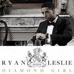 RYAN LESLIE feat ESTELLE - Diamond Girl (Front Cover)